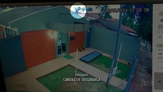 Câmeras flagram fuga de presos da delegacia de Peabiru; VÍDEO