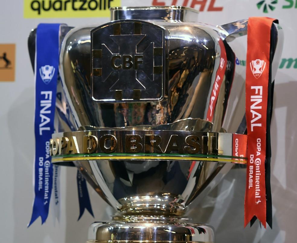 Copa do Brasil terá premiação recorde em 2018, com R$ 50 milhões para o ganhador (Foto: André Durão)