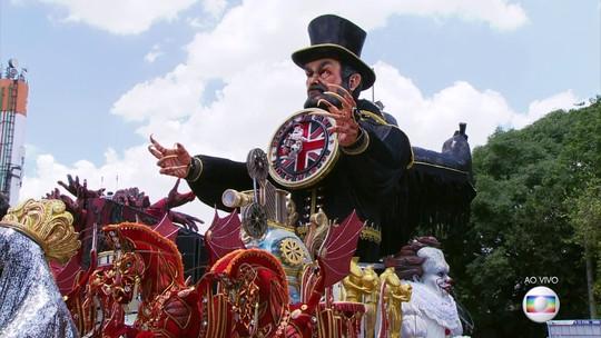 Desfile das escolas de samba de 2018 em São Paulo começa nesta sexta-feira