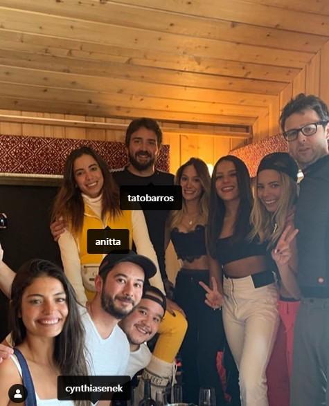 Anitta e Tato (Foto: Reprodução/Instagram )