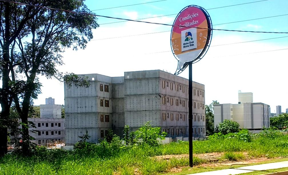 """Programas como o """"Minha Casa, Minha Vida"""" fizeram crescer o número de condomínios de prédios no país — Foto: Sérgio Pais"""