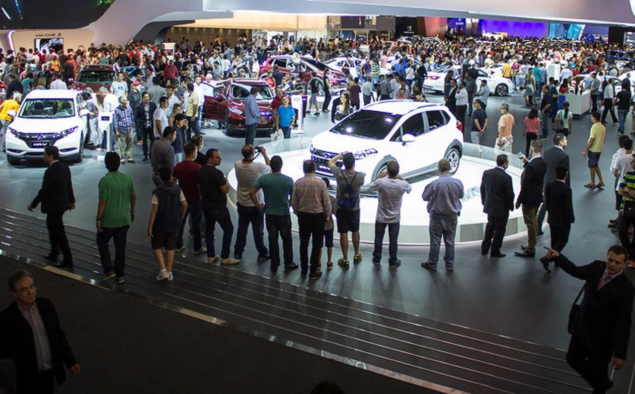 Veja o guia do Salão do Automóvel de São Paulo 2018 Salao-honda