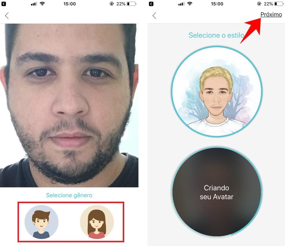 Como Transformar Sua Foto Em Desenho Com O App Mojipop Editores Techtudo