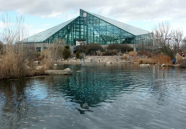 Jardín Botánico de Albuquerque (Imagen: Wikimedia Commons)