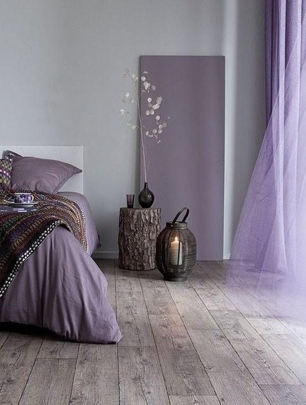 Ultra Violet: 12 ambientes com a cor de 2018 (Foto: Divulgação)