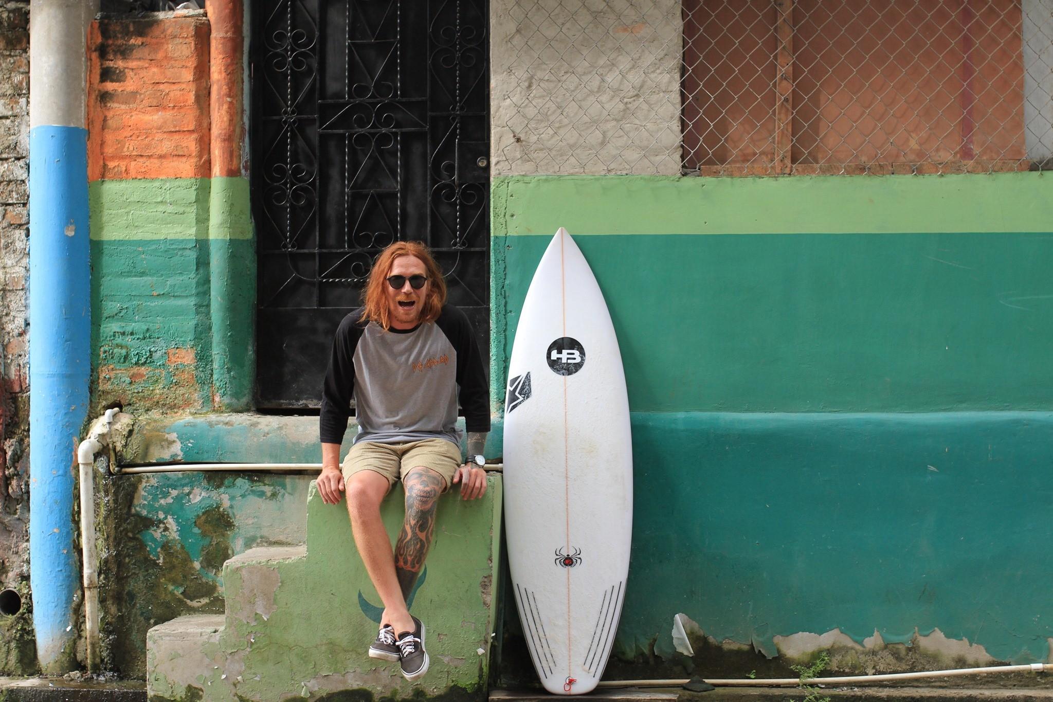 Pai morre um dia após morte de surfista 'Fanta' em SC  - Notícias - Plantão Diário