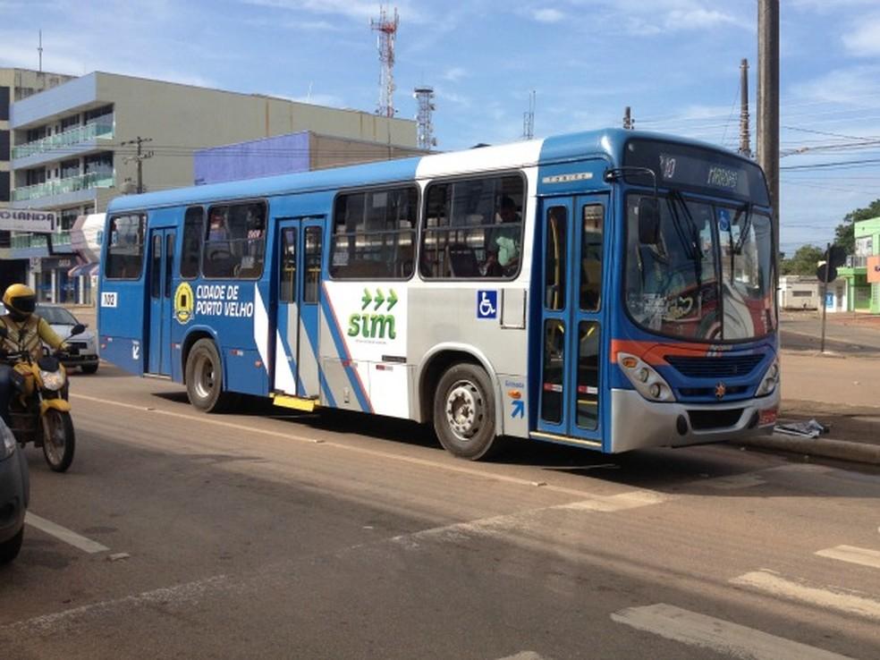 Duas novas linhas estão funcionando em Porto Velho (Foto: Mary Porfiro/G1)
