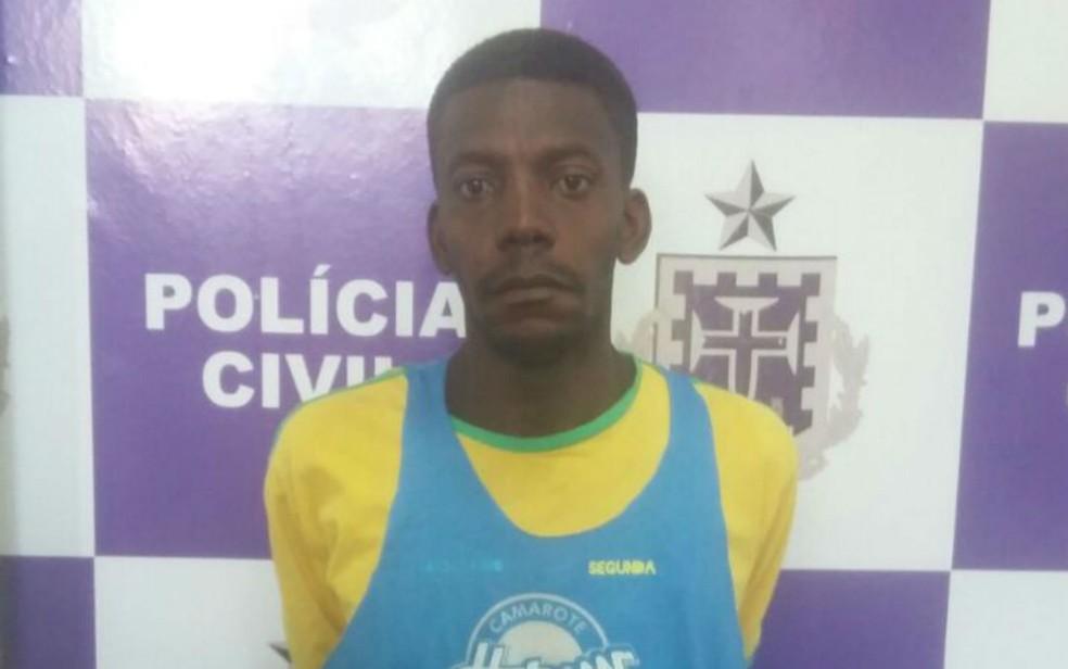 Homem sequestrou e estuprou menino de 12 anos  (Foto: Divulgação/Polícia Civil)