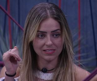Paula, participante do 'BBB' 19 | TV Globo