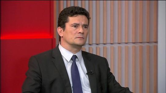 Não há 'movimento' no ministério para facilitar porte de armas, diz Moro