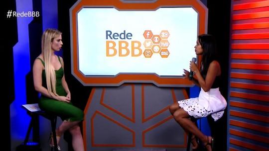 Bate-papo BBB: Gleici conta o que quer fazer com o prêmio