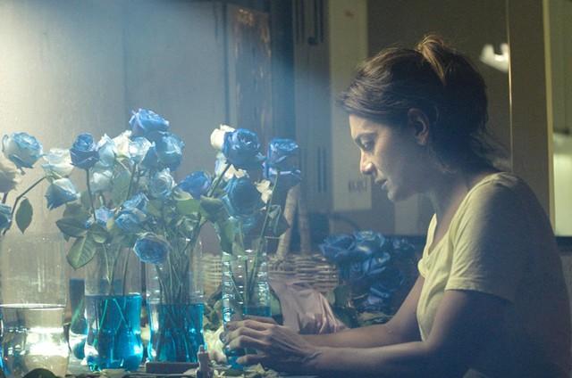 Dira Paes no filme 'Divino amor' (Foto: Gabriel Mascaro)