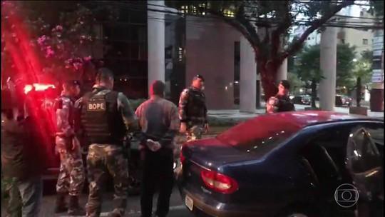 Operação prende oito funcionários de distribuidoras de combustíveis no Paraná