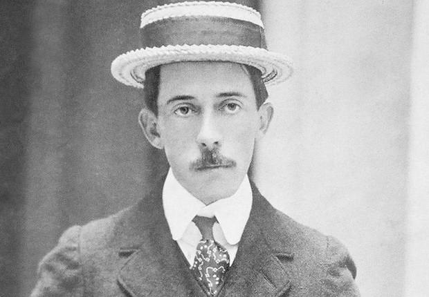 Alberto Santos Dumont (Foto: Divulgação Museu do Amanhã)