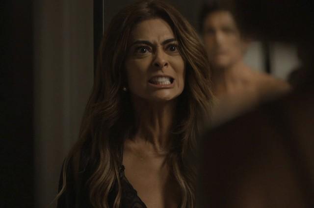 Juliana Paes, a Maria da Paz de 'A dona do pedaço' (Foto: TV Globo)