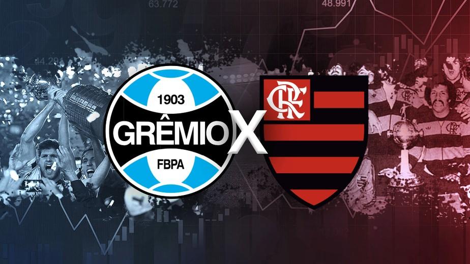Resultado de imagem para Grêmio x Flamengo