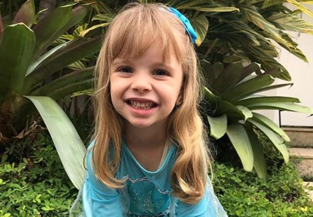 Aurora, filha de Mariana Bridi e Rafael Cardoso (Foto: Reprodução/Instagram)