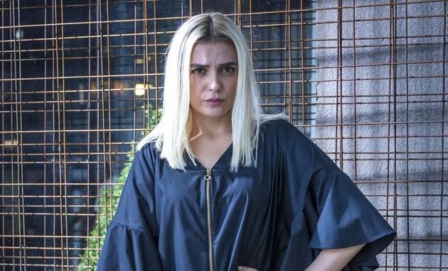 Monica Iozzi (Foto: Globo/Paulo Belote)