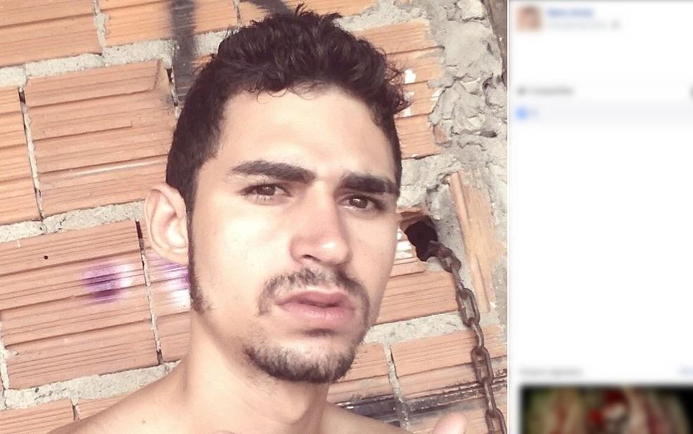 José Antônio da Silva Alves dos Santos era manobrista da boate (Foto: Facebook/Reprodução)