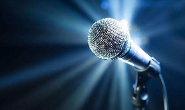 Microfone, palavra, fala (Foto: Arquivo Google)