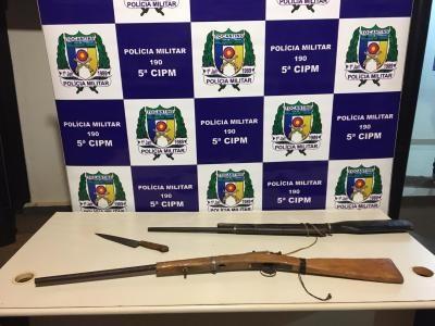 Suspeitos de fazer disparos em aldeia e ameaçar indígenas são presos pela PM