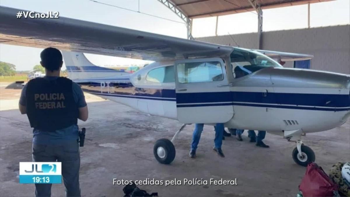 Piloto é preso pela PF ao pousar transportando ouro extraído de terra indígena no Pará