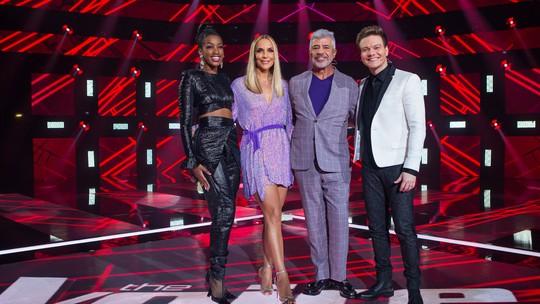 Visual novo de Ivete, adrenalina e definição dos finalistas marcam a noite do 'The Voice'