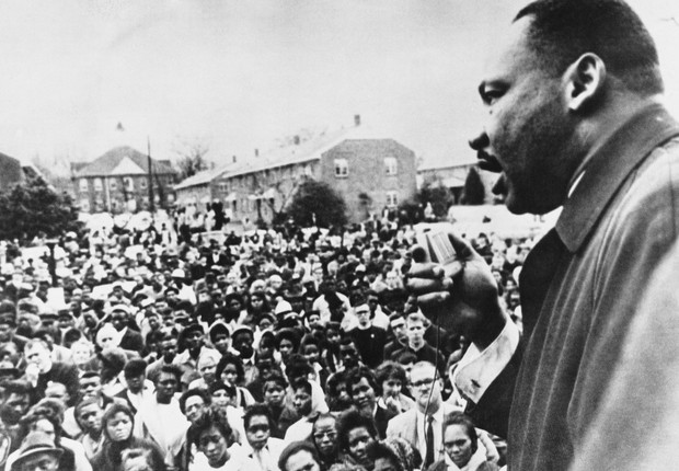 Martin Luther King Jr. (Foto: Getty Images)