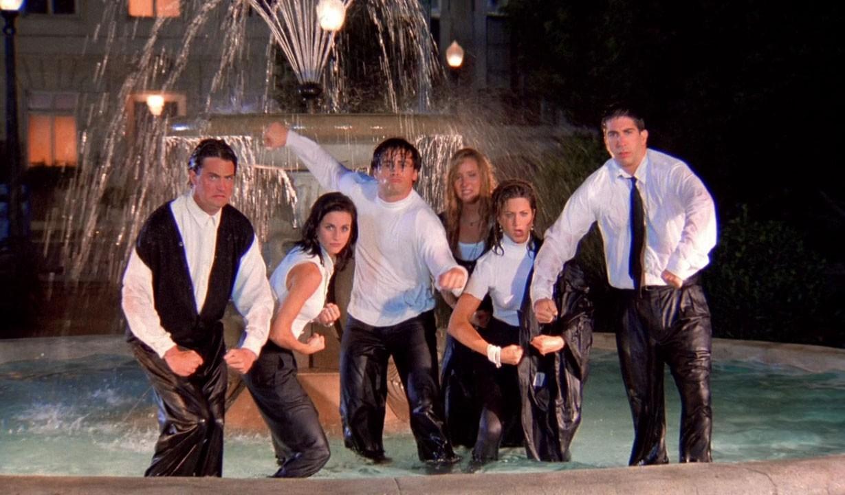 'Friends' (Foto: Divulgação)