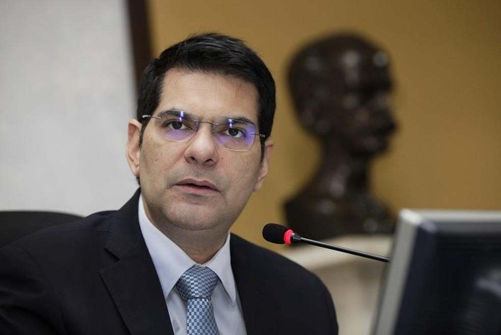 -  Gonçalo Domingos Campos Neto foi eleito presidente do TCE-MT  Foto: Thiago Bergamasco/ Agência Phocus