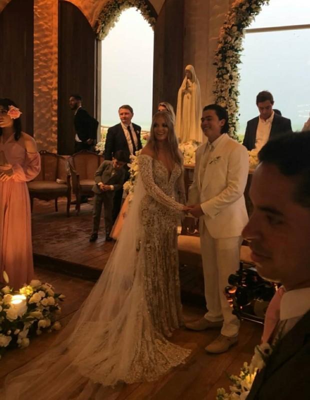Psiu Noiva - Casamento de Luísa Sonza e Whindersson Nunes (Foto: )