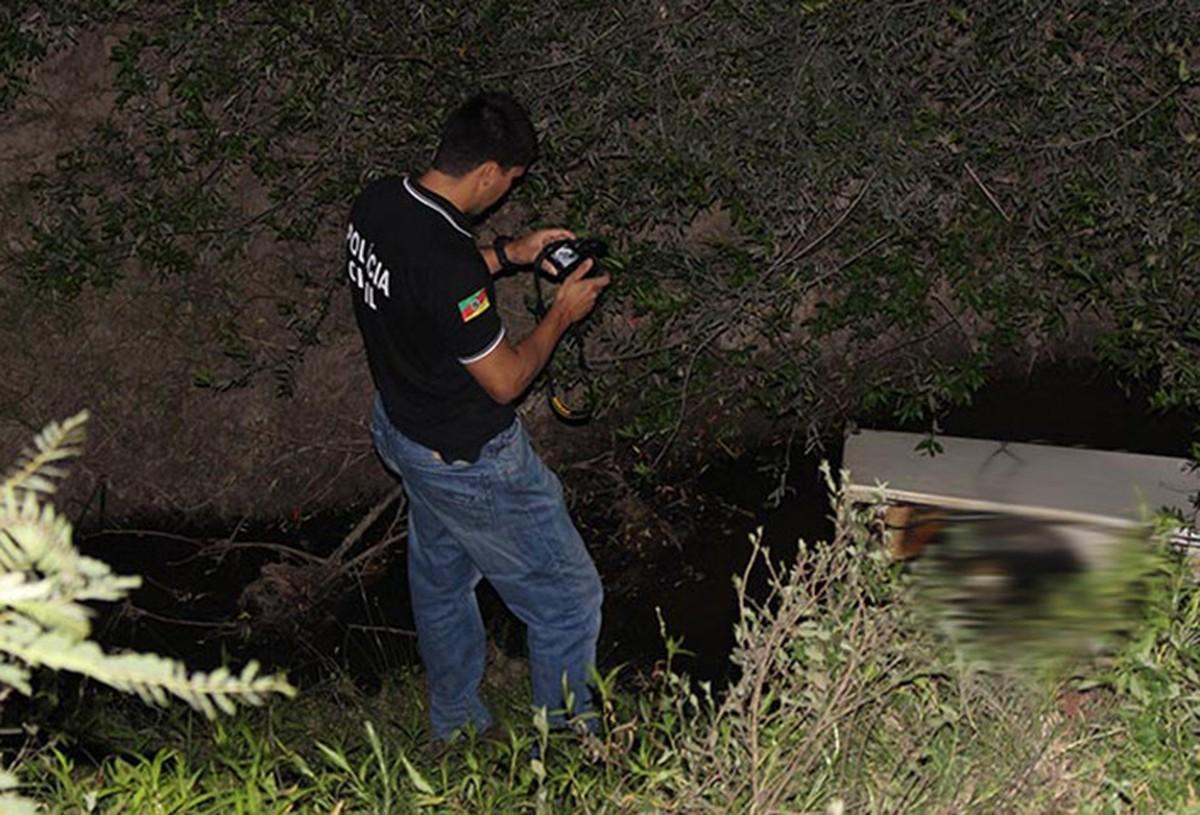Homem é encontrado morto dentro de geladeira em Dom Pedrito
