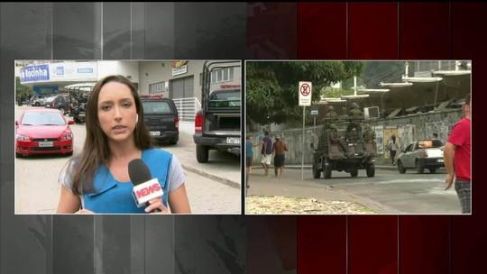 3 suspeitos são mortos e 3 policiais são baleados no RJ