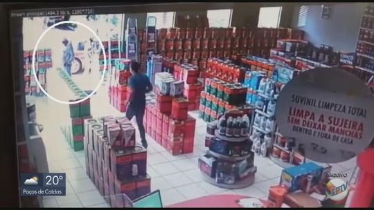 Polícia prende mais envolvidos em morte de funcionário em loja de tintas de Campestre, MG