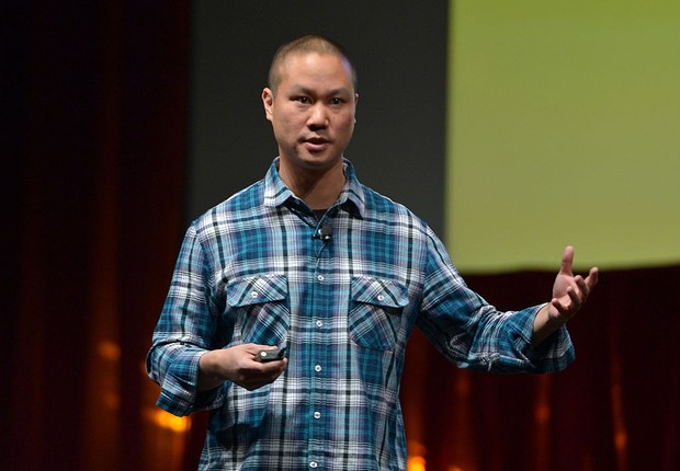 Tony Hsieh, CEO da Zappos (Foto: Charley Gallay/Getty Images for CinemaCon)