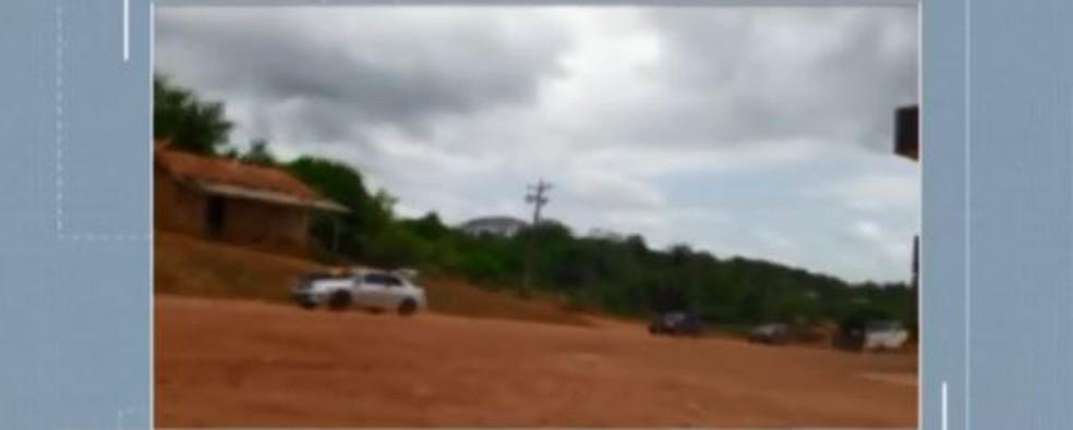 assaltopara - Suspeito de assaltar banco no Pará é preso em SC