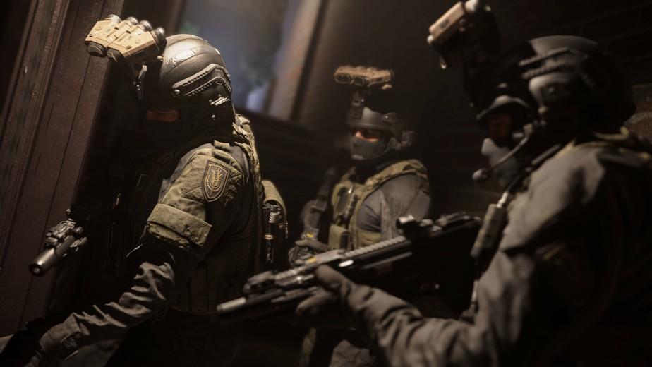 Call of Duty: Modern Warfare recebe trailer do modo multiplayer | Jogos de  ação | TechTudo