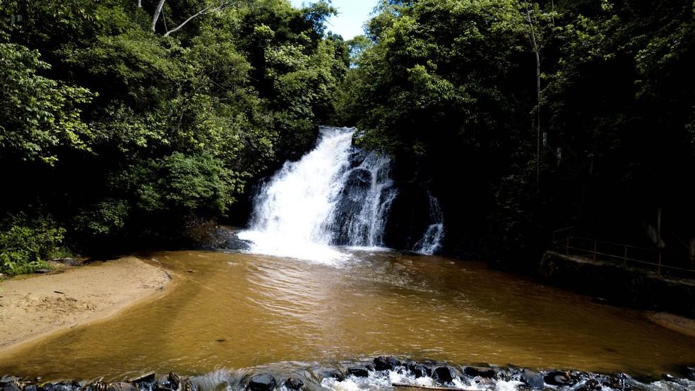 Cachoeira — Foto: Divulgação