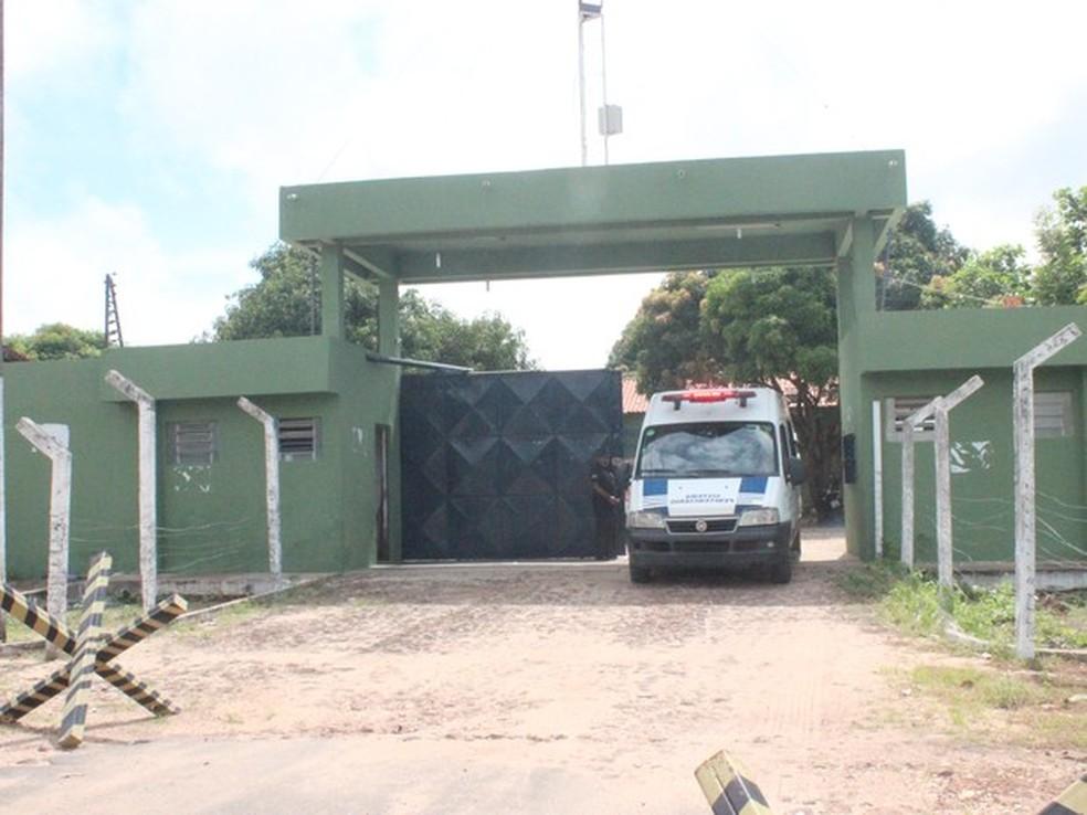 Audiências de presos são suspensas devido à falta de combustível no Piauí    — Foto: Catarina Costa/G1 PI