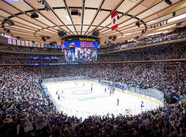 Que tal assistir a uma partida hóquei no gelo?  (Foto: Divulgação)