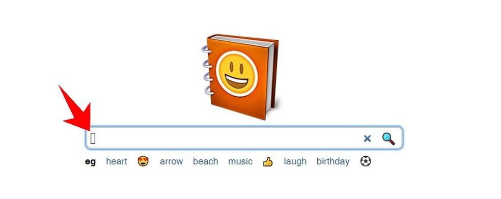 Descubra emojis não reconhecidos pelo seu aparelho utilizando o site da Emojipedia (Foto: Reprodução/Rodrigo Fernandes)