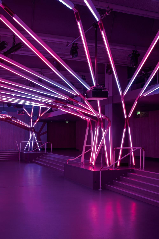 O Centro Cultural Alternativo Terminal 7, projetado por Guto Requena em Paris (Foto: Divulgação)