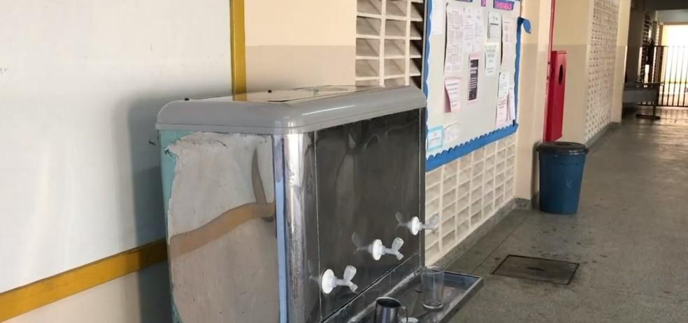 Escolas vão ter protocolo para aulas presenciais no RN — Foto: Reprodução/Inter TV Cabugi