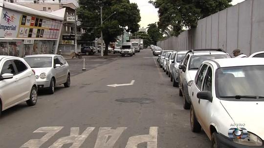 SMT faz alterações para melhorar o trânsito na região da Rua 44, em Goiânia