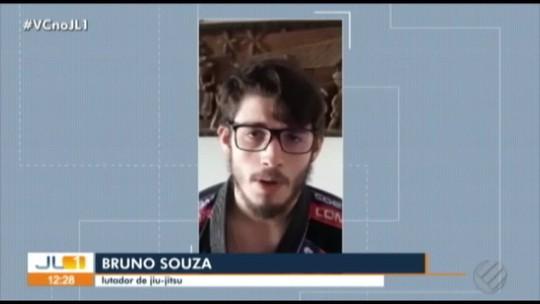 Polícia procura motorista acusado de atropelar ex-lutador de UFC em Belém