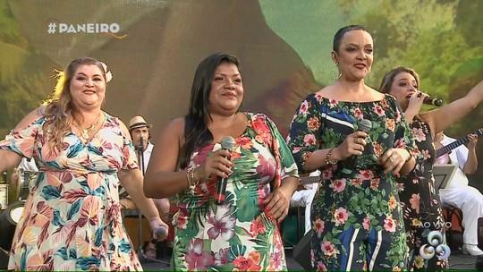 'Paneiro' celebra aniversário de Oyama Filho com muito samba