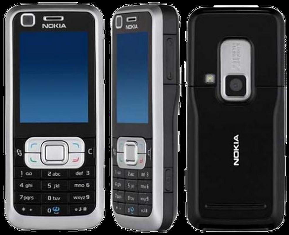 Aparelho Nokia 6120, de R$ 150, foi o telefone celular mais barato entre as dezenas de celulares registrados por candidatos — Foto: Divulgação