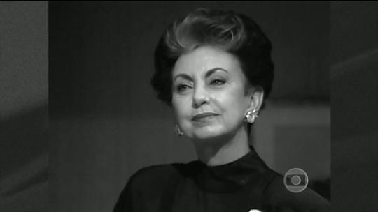 Corpo da atriz Beatriz Segall é velado em São Paulo