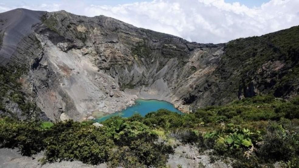 Costa Rica é exemplo de país que se tornou referência em ecoturismo — Foto: EPA