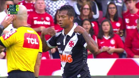 Experiência, toque de classe e calma: Vasco prepara Guarín para liderar meio de campo